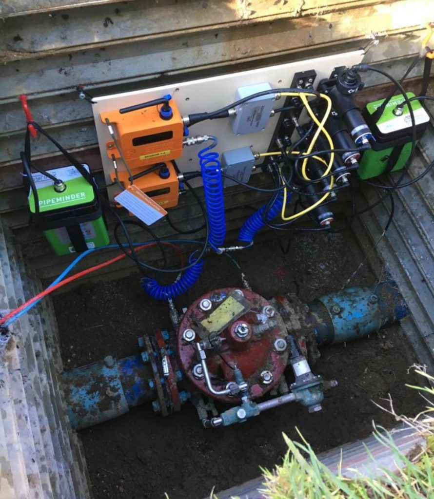 PIPEMINDER-S and ATI Water Quality sensors