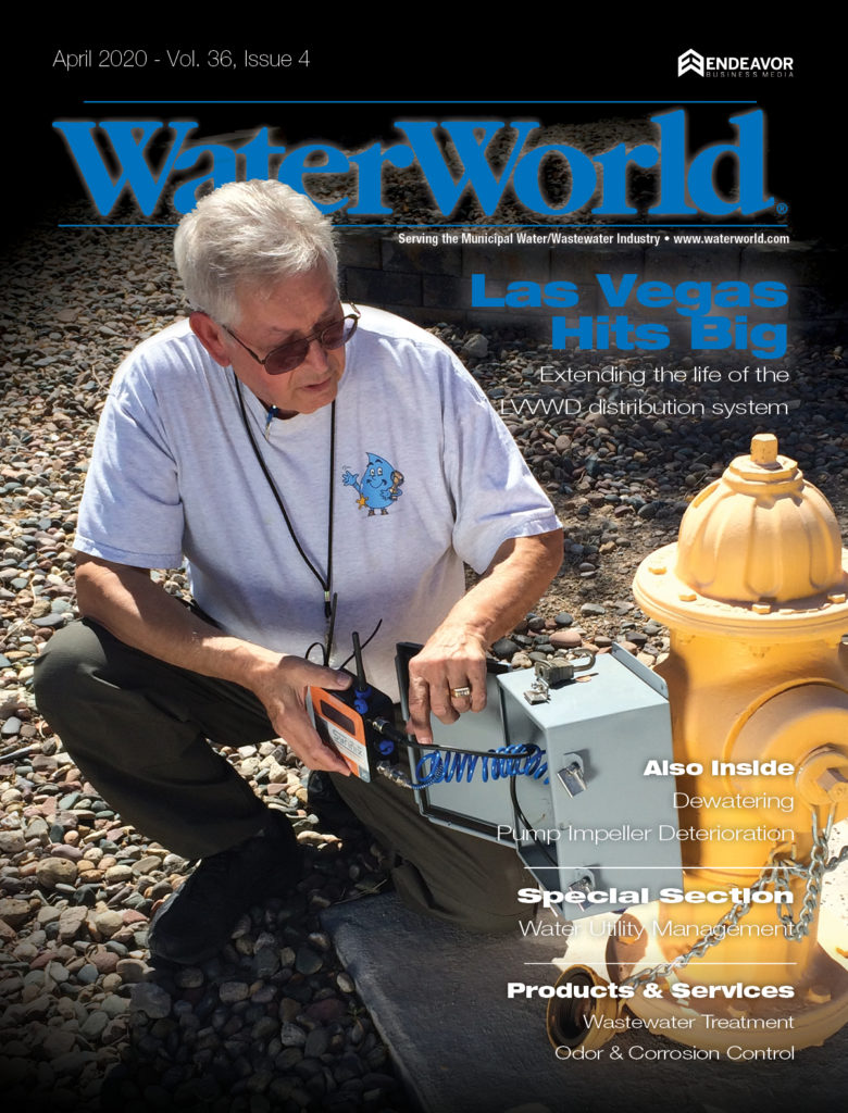 WaterWorld Front Cover